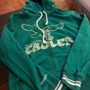 Philadelphia Eagles 🦅 Throwback Hoodie